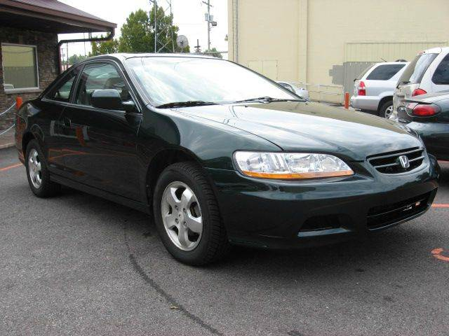 2001 Honda Accord EX Coupe   Sellersburg IN