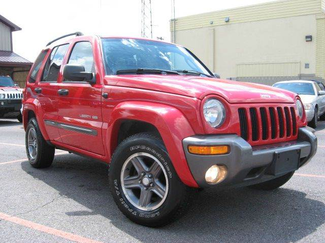 2004 jeep liberty columbia edition 4wd 4dr suv in sellersburg in unique auto llc. Black Bedroom Furniture Sets. Home Design Ideas
