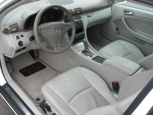2004 Mercedes Benz C Class C230 Kompressor 2dr Coupe In