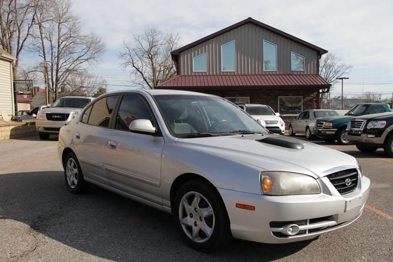 2006 Hyundai Elantra GLS 4dr Sedan W/Automatic   Sellersburg IN