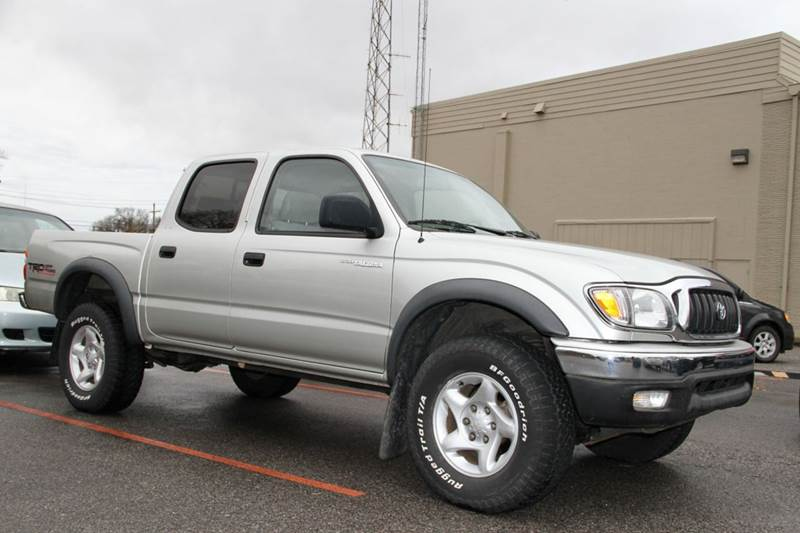 2003 Toyota Tacoma PreRunner V6 4dr Double Cab Rwd SB   Sellersburg IN