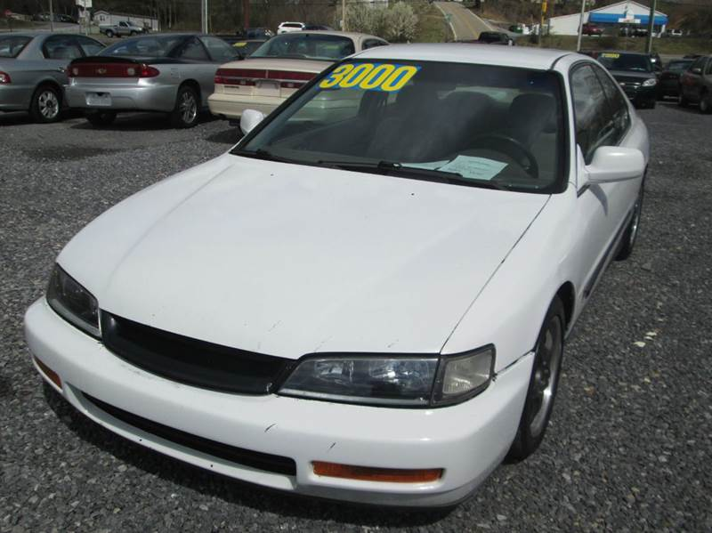 1997 HONDA ACCORD SPECIAL EDITION 2DR COUPE white this car would make a great everyday driver po