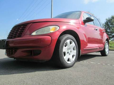 2004 Chrysler PT Cruiser for sale at Unique Auto Brokers in Kingsport TN