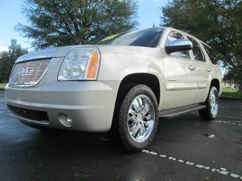 2007 GMC Yukon for sale at Unique Auto Brokers in Kingsport TN