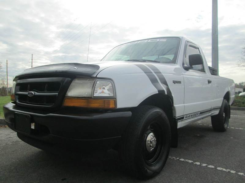 2000 FORD RANGER XLT 2DR STANDARD CAB SB white check our this amazing 2000 ford ranger this r