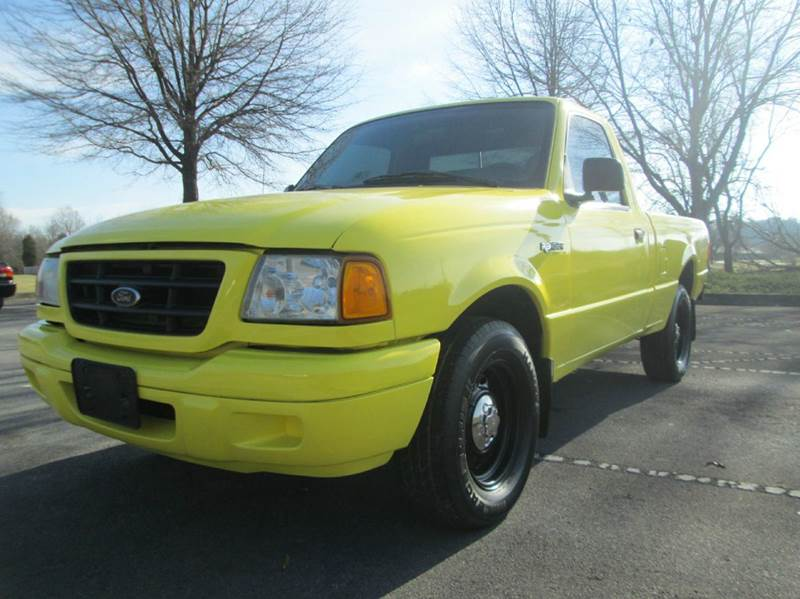 2001 FORD RANGER XL 2DR STANDARD CAB 2WD SB yellow wow what a truck 2001 ford ranger