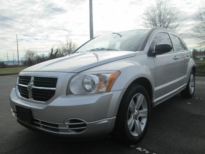 2010 DODGE CALIBER SXT 4DR WAGON silver lowest mile caliber under 7000 anywhere like new perfe