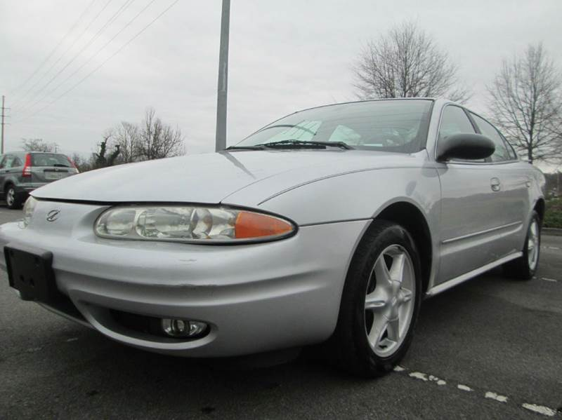 2002 OLDSMOBILE ALERO GL 4DR SEDAN W1SB silver extra extra clean and perfect running olds alero