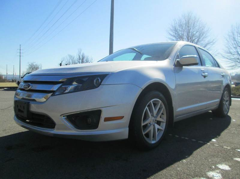 2012 FORD FUSION SEL 4DR SEDAN stunning silver absolutely beautiful inside and out 2012 ford fusi