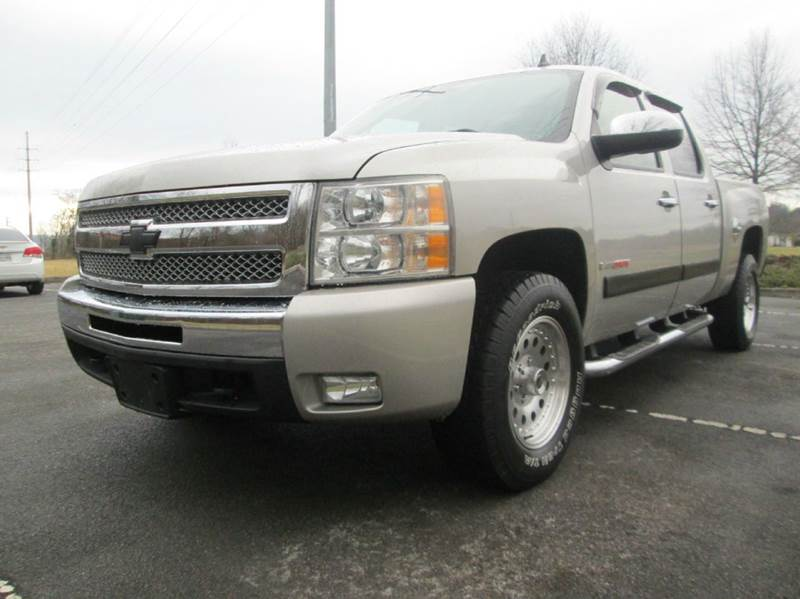2007 CHEVROLET SILVERADO 1500 LT2 4DR EXTENDED CAB 58 FT SB silver perfect running 2007 chevy si