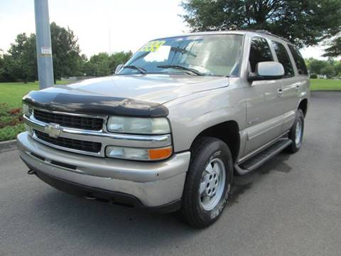 used 2002 chevrolet tahoe for sale in kingsport tn. Black Bedroom Furniture Sets. Home Design Ideas