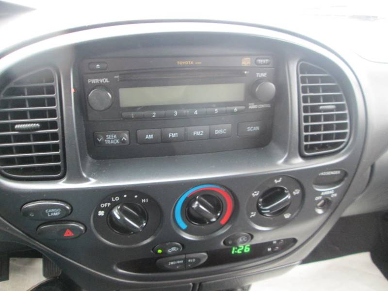 2003 TOYOTA TUNDRA SR5 4DR ACCESS CAB 4WD SB V8