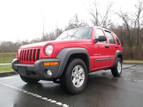 2003 Jeep Liberty for sale in Kingsport, TN