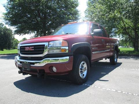 2006 GMC Sierra 2500HD for sale in Kingsport, TN