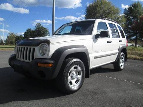 2002 Jeep Liberty for sale in Kingsport, TN