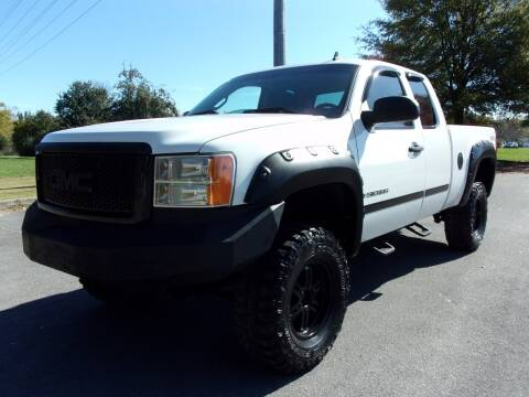 2007 GMC Sierra 1500 for sale at Unique Auto Brokers in Kingsport TN