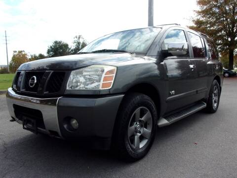 2005 Nissan Armada for sale at Unique Auto Brokers in Kingsport TN