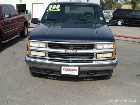 1995 Chevrolet C/K 2500 Series for sale in Wichita, KS
