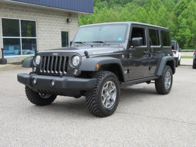2017 Jeep Wrangler Unlimited -X9 - Danville WV