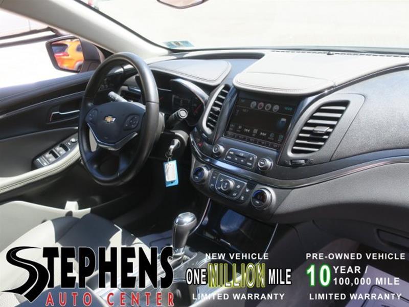 2016 Chevrolet Impala LT 4dr Sedan w/ 2LT - Danville WV