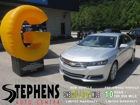 2016 Chevrolet Impala for sale in Danville, WV