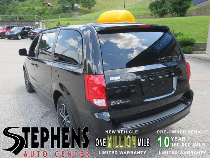 2017 Dodge Grand Caravan -X9 - Danville WV
