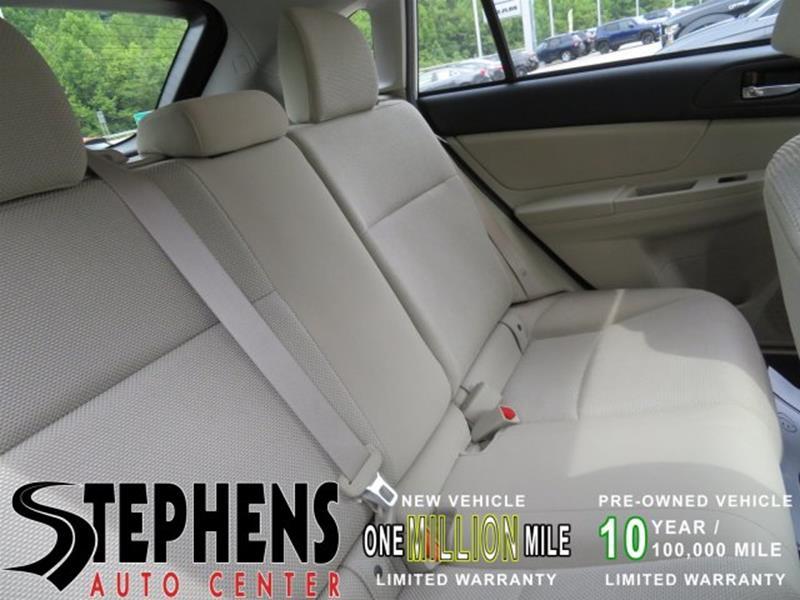 2014 Subaru XV Crosstrek AWD 2.0i Premium 4dr Crossover CVT - Danville WV