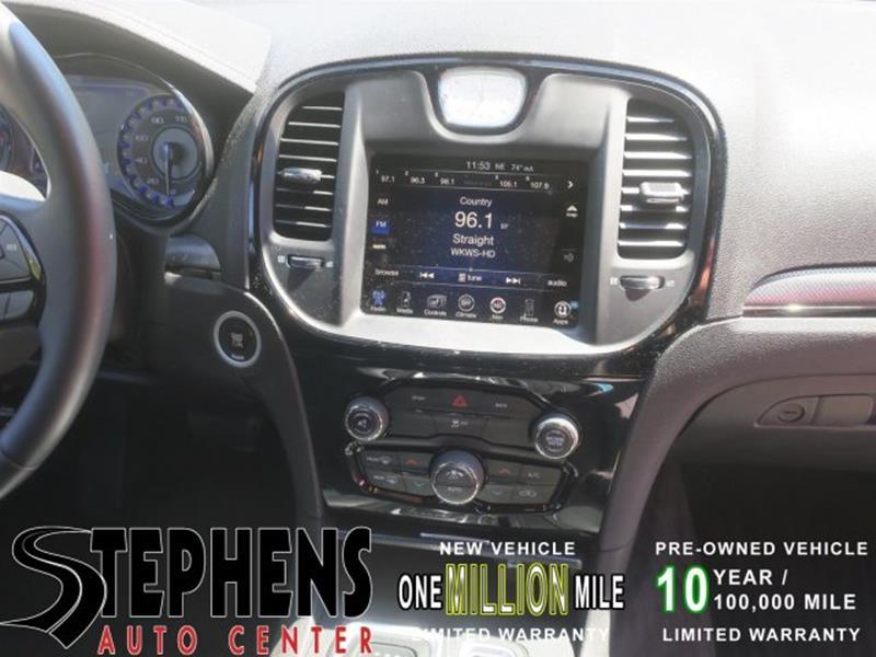 2015 Chrysler 300 AWD S 4dr Sedan - Danville WV