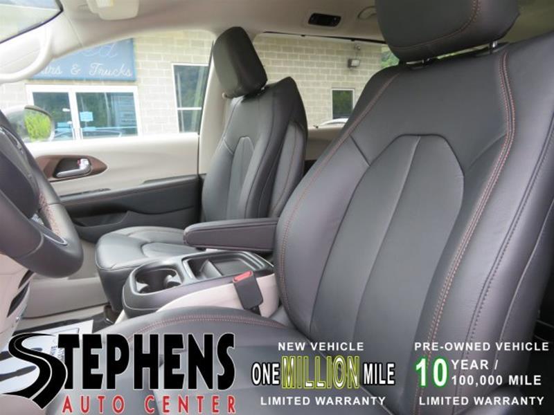 2017 Chrysler Pacifica Touring-L 4dr Mini-Van - Danville WV