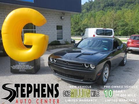 2018 Dodge Challenger for sale in Danville, WV