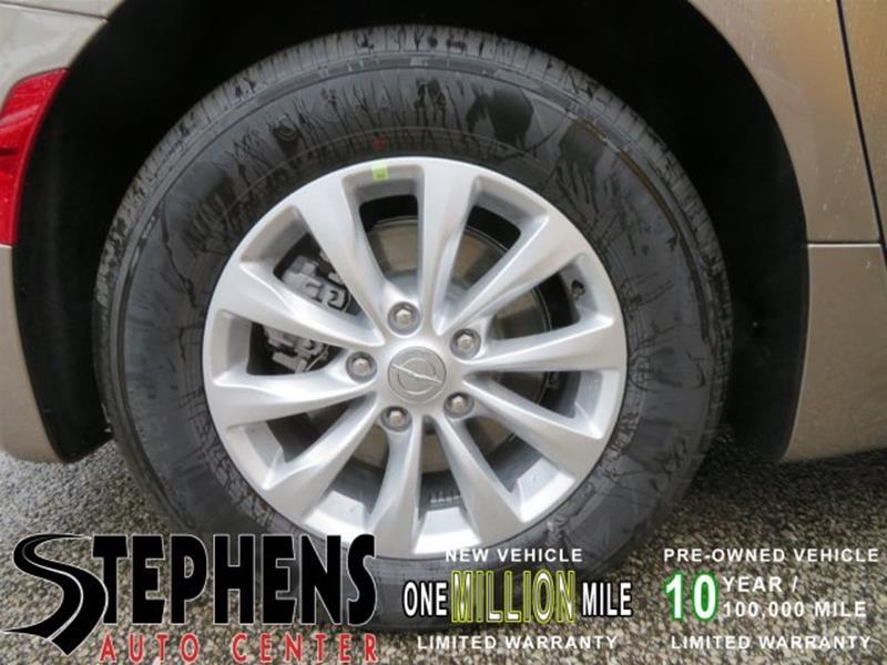 2018 Chrysler Pacifica Touring Plus 4dr Mini-Van - Danville WV