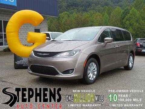 2018 Chrysler Pacifica for sale in Danville, WV
