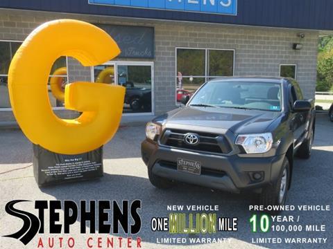 2015 Toyota Tacoma for sale in Danville, WV