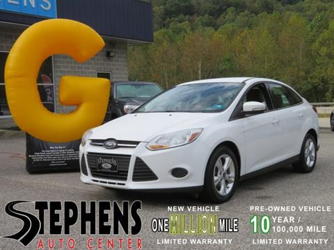 2013 Ford Focus for sale in Danville, WV