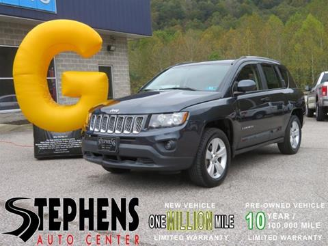 2014 Jeep Compass for sale in Danville, WV