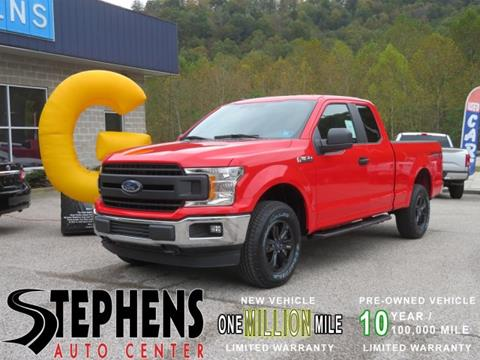 2018 Ford F-150 for sale in Danville, WV