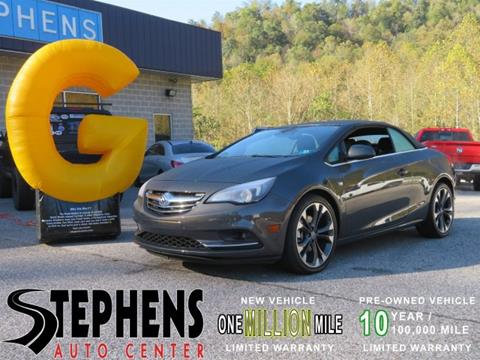 2016 Buick Cascada for sale in Danville, WV