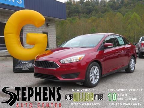 2017 Ford Focus for sale in Danville, WV