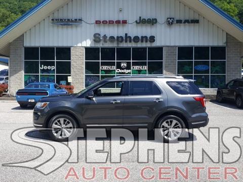 2018 Ford Explorer for sale in Danville, WV