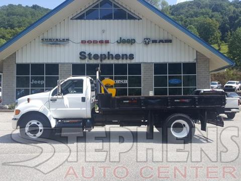 2011 Ford F-650 Super Duty for sale in Danville, WV