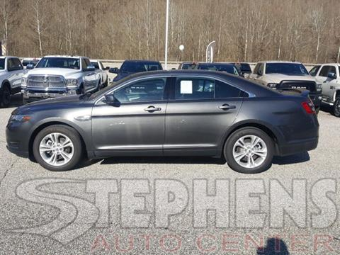 2019 Ford Taurus for sale in Danville, WV