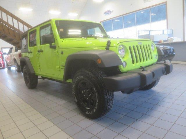 2016 Jeep Wrangler Unlimited  - Danville WV