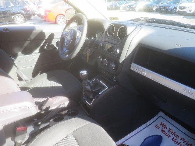 2017 Jeep Compass Sport 4dr SUV - Danville WV