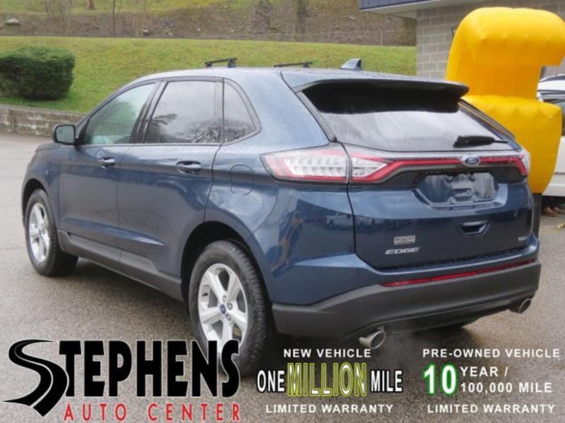 2017 Ford Edge SE AWD 4dr SUV - Danville WV
