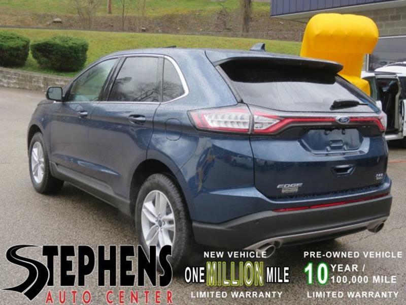2017 Ford Edge AWD SEL 4dr SUV - Danville WV