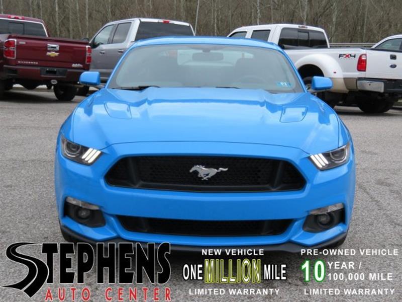 2017 Ford Mustang 1 - Danville WV