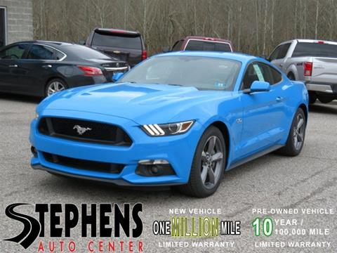 2017 Ford Mustang for sale in Danville, WV