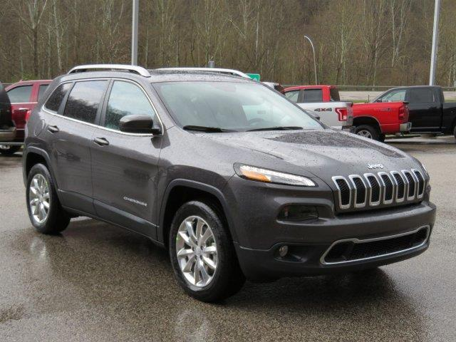 2017 Jeep Cherokee -X9 - Danville WV