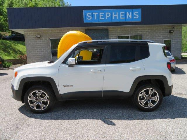 2016 Jeep Renegade 4x4 Limited 4dr SUV - Danville WV
