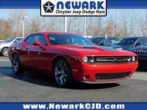 2015 Dodge Challenger for sale in Newark, DE